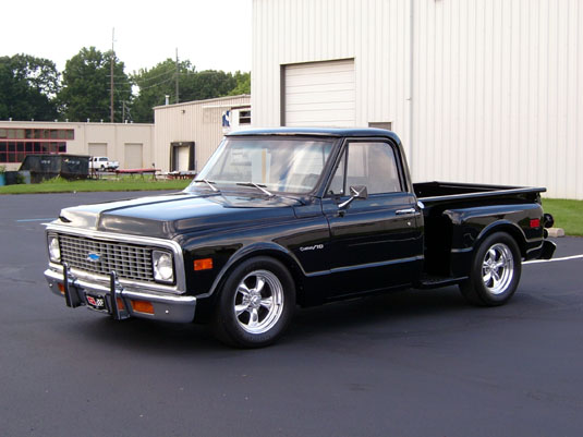 1970 Chevy C10 Short Bed